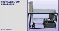 Hydraulic Jump Apparatusjj