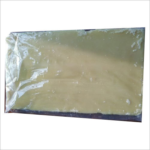 Bees Wax Yellow Slab