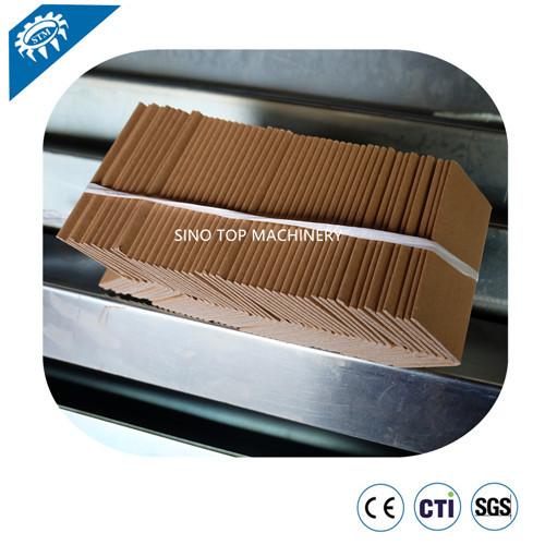 Cardboard Corner Board Making Machine