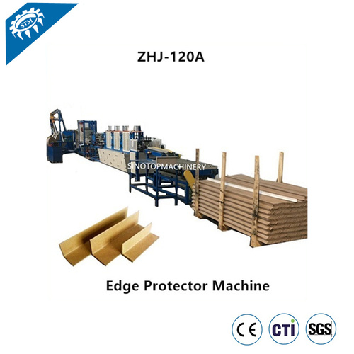 Paper Flat Cardboard and Angle Board Machine