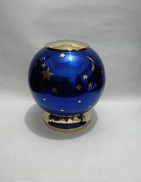 Blue Night Holding You Cremation Urn