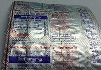 ibuprofen with pracetamol