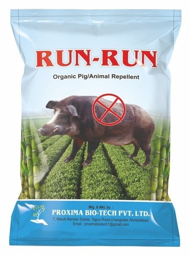 Organic Pig And Animal Repellent