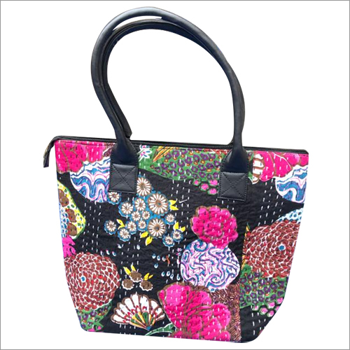 Katha Stitch Bag
