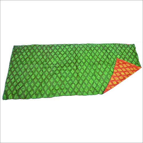 Handmade Kantha Green Dupatta