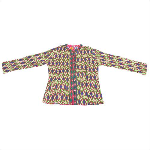 Cotton Pinted Jacket