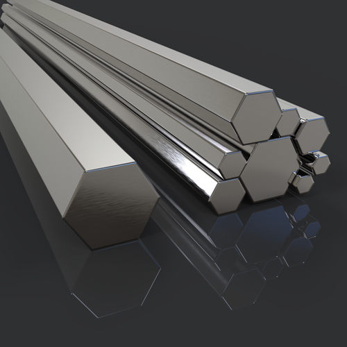 Mild Steel Hexagon Bar