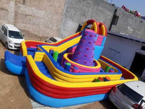 Bouncy Amusement Park