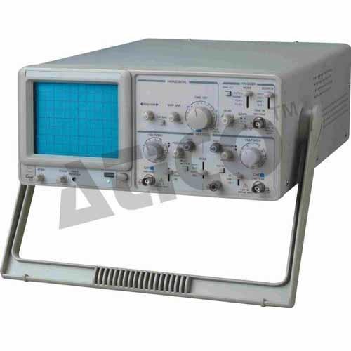 Oscilloscope 3-Channel 100mhz