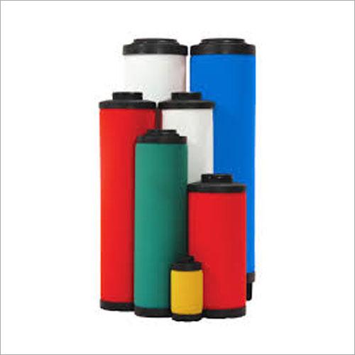 Filtros de ar comprimidos industriais