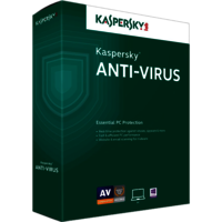 KASPERSKY ANTIVIRUS 3 PC 3 YEAR