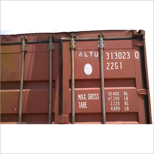 40 Feet Shipping Storage Container