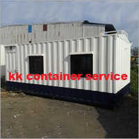 Commercial Portable Office Container