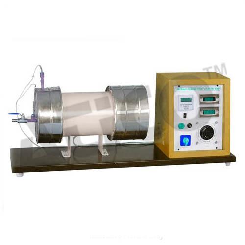 Lab Thermal Conductivity Of Metal Rod