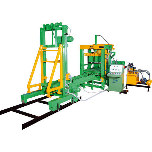 Multi Paver Fly Ash Brick Making Machine