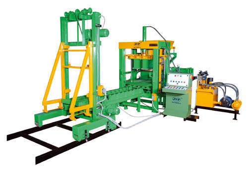 Fully Atomatic Paver Block Machine
