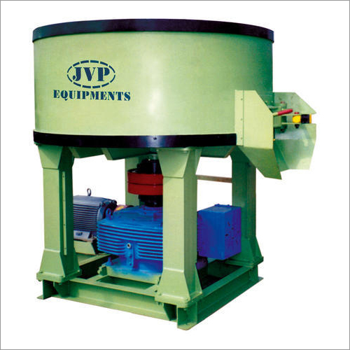 Automatic Fly Ash Pan Mixer Machine