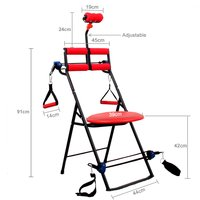 Full Body Slimming Toning Fitness Exercise Gym Chair