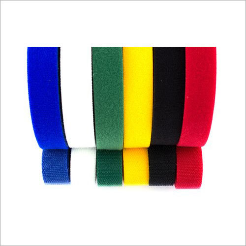 Colored Hook and Loop Tape