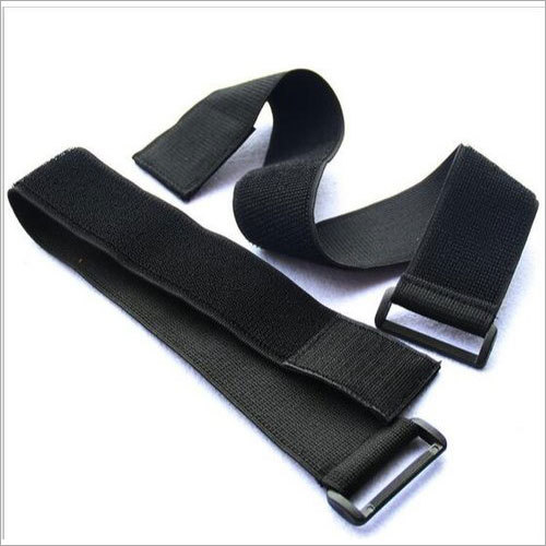 Hook and Loop Strap with Buckle