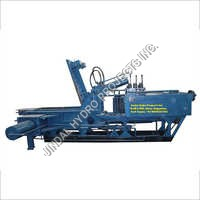 Mini Hydraulic Baling Press
