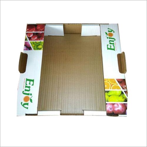 Mix Fruit Tray Corrugated Box