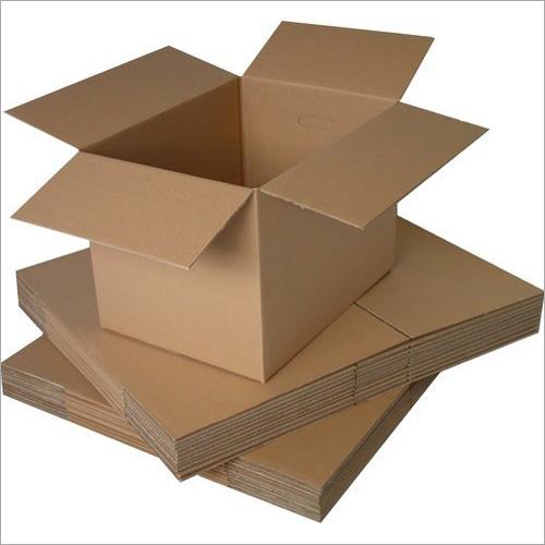 Brown Paper Packaging Box