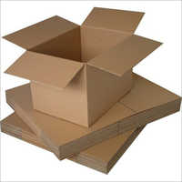 Brown Paper Packaging Box
