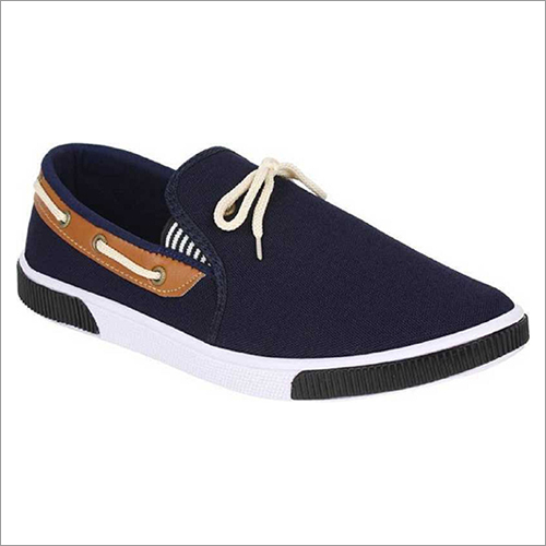 Mens Casual Canvas Slip Shoes