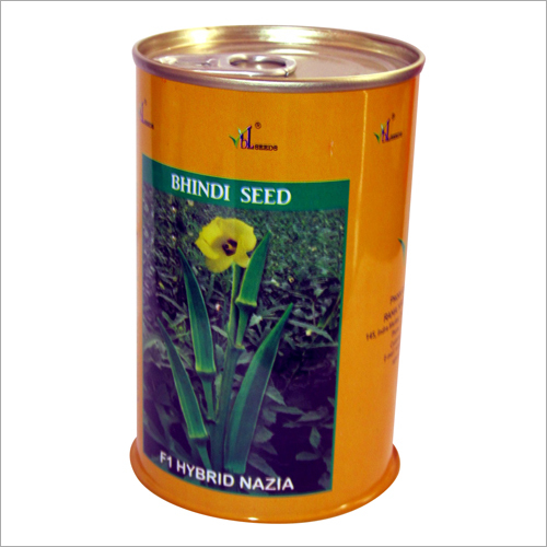 Seed Tin Container