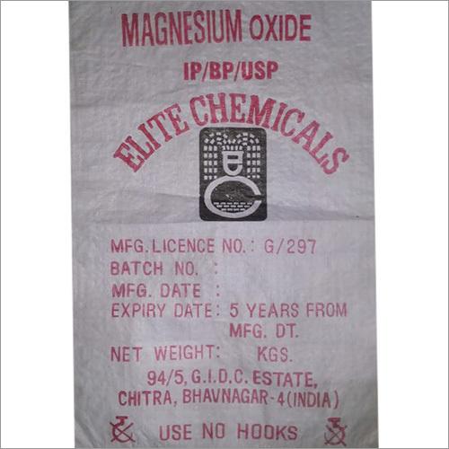 Magnesium Oxide Light Heavy