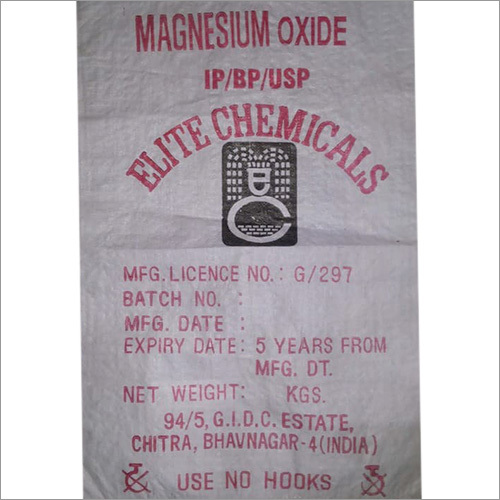 Magnesium Oxide Light Heavy