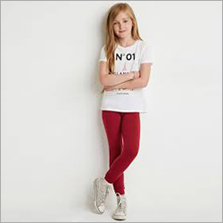 Kids Cotton Leggings