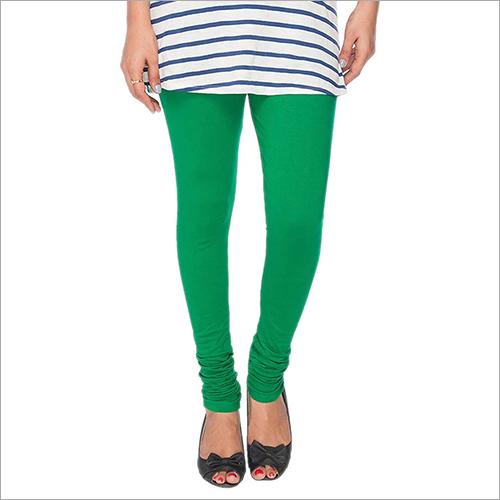 Ladies Lycra Cotton Leggings