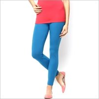 Ladies Green Churidar Leggings
