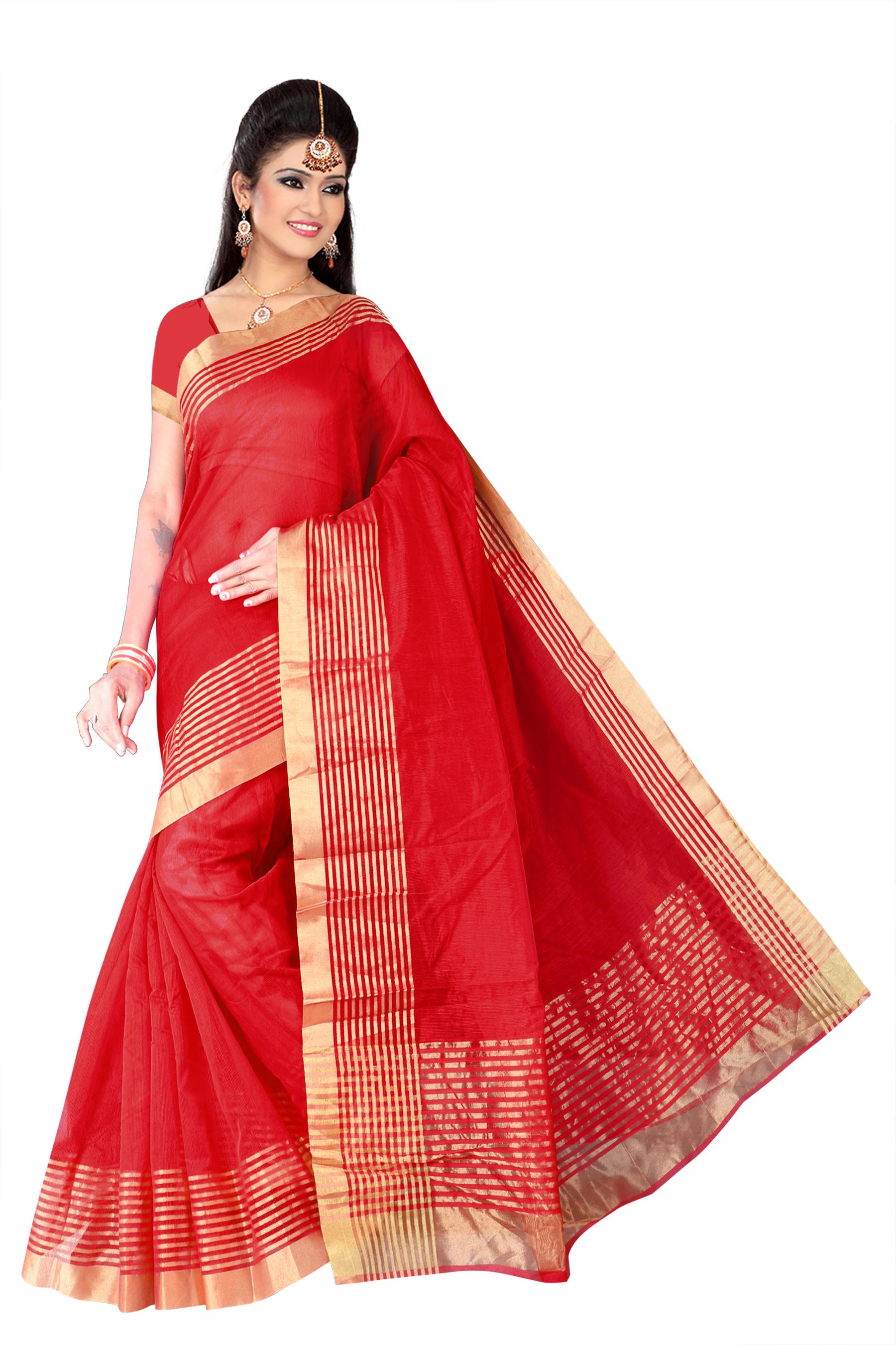 New Designer Net Saree