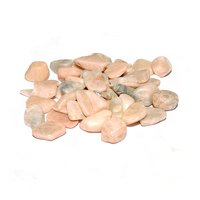 Natural Energised Peach Moon Stone Chips