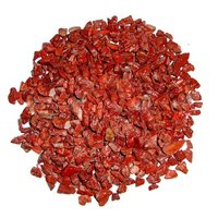 Natural Red Jasper Chips