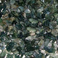 Satyamani Natural Moss Agate Chips