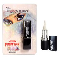 Mumtaz Colorglo Herbal Kajal -  Pearl White