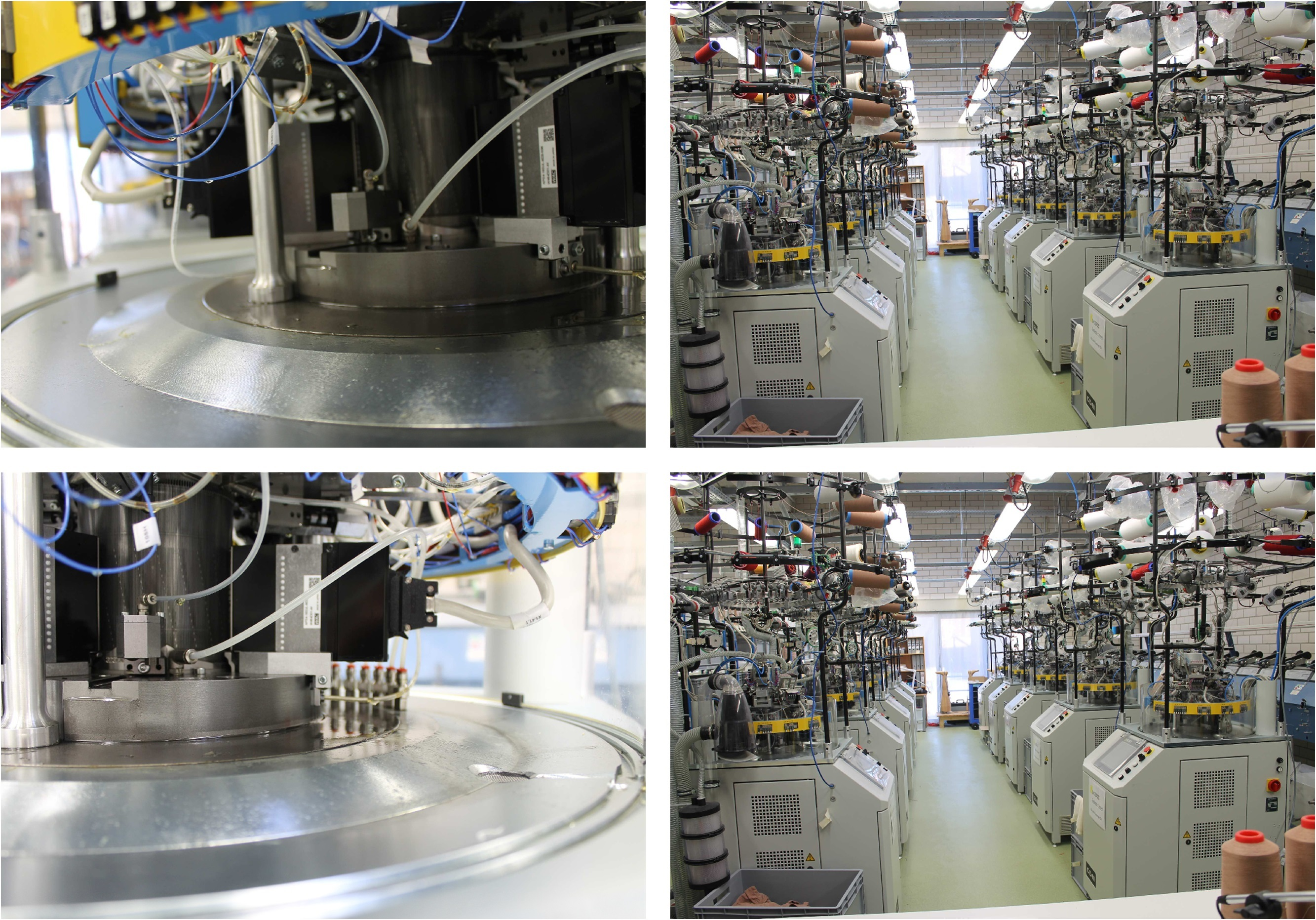 MERZ CC4 II 2016 Brand new Circular Knitting Machines for Medical Compression Stockings