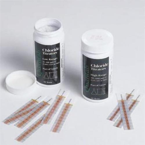 Quantab Chloride Titrator Type