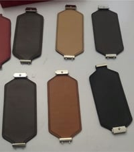 Bio Magnetic Leather Bracelet