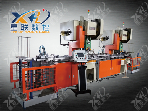 INTELLIGENT HOLE PUNCHING PRODUCTION LINE