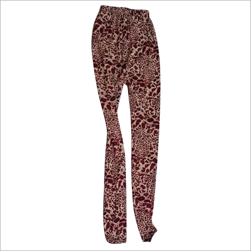 Ladies Printed Slacks