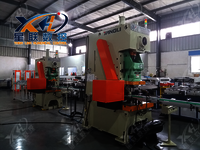 854CNC full automatic numerical control two piece can stretch production line