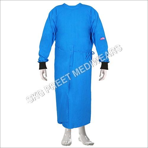OT Gown Blue Color