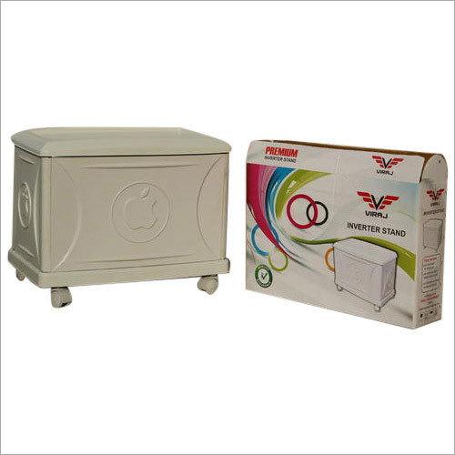 White Inverter Single Battery Trolley