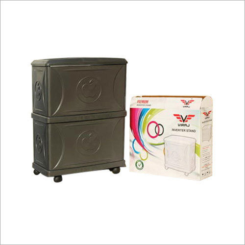 Viraj Inverter Double Battery Trolley