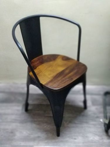 Wooden Top Arm Rest Chair